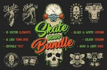 1807183 Skate board bundle 2544365 3