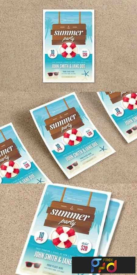 1807193 Summer Party Flyer 2606853 1