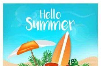 1807196 Hello Summer Sea Shore 22121094 15