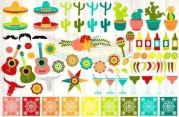 1807200 Cinco de Mayo Vector Clipart 89169 4