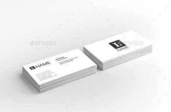1807205 Business Card Presentation Template 22031191 2