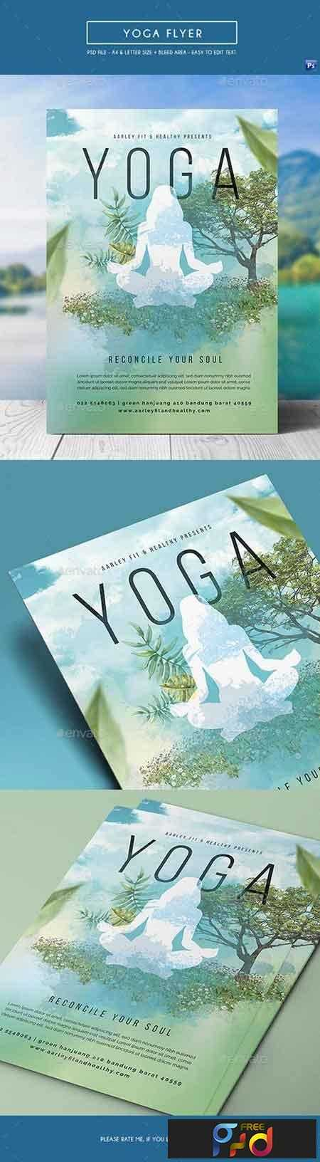1807211 Yoga Flyer 17308230 1