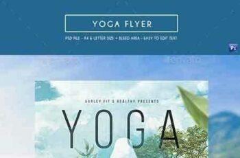 1807211 Yoga Flyer 17308230 4