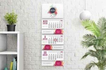 1807220 Wall Calendar Mockups 02 22134397 8