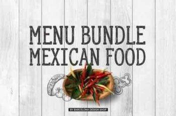 1807235 Mexican Food Menu Bundle 2142396 4