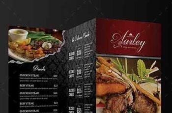 1807238 Elegant Restaurant Menu Trifold 13513802 4