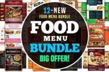 1807241 Food Menu Flyer Bundle 2465719 2