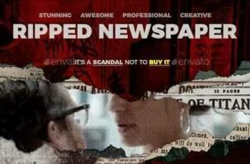 1807254 Ripped Newspapers 10 Templates Unlimited Results 21210529 4