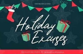 1807269 Holiday Excuses Vector Pack 2080205 7