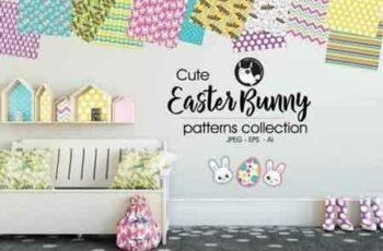 1807270 EASTER BUNNY Pattern collection 2030047 4