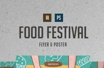 1807289 Food Fest Flyer 22146220 3