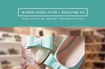 1808025 Women Shoes Flyer Magazine Ad 14061113 3