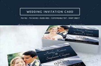 1808030 Wedding Invitation Card 14207802 3