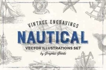 1808040 Nautical Engraving Illustrations 1461014 10