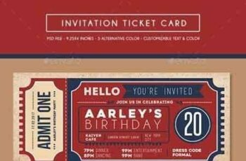 1808051 Invitation Ticket 14968921 7