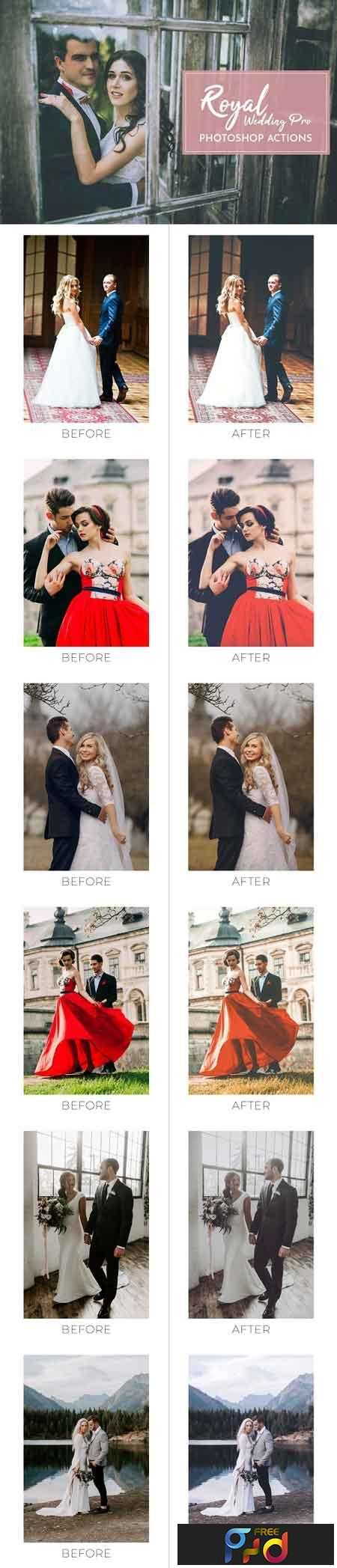 1808058 Royal Wedding Pro Photoshop Actions 2688845 1