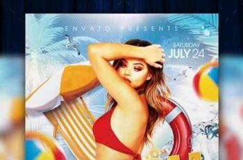 1808065 Beach Party Flyer Template 22193526 3