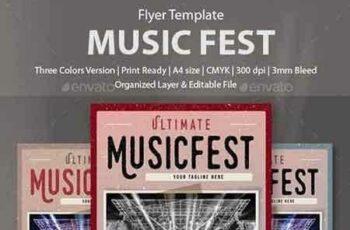1808071 MusicFest Flyer Template 13418394 2