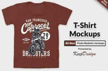 1808075 Apparel T-shirt Mock-up Set 1 3466617 5