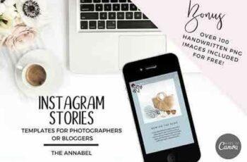 1808096 Canva Instagram Stories Template 2709473 3