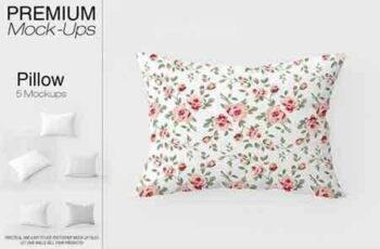 1808102 Lumbar Pillow Mockup Pack 3451117 6