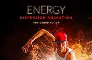 1808113 Energy Dispersion Animation Photoshop Action 22080399 7
