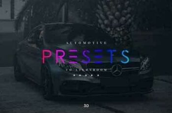 1808115 Automotive Lightroom Presets 3.0 2636262 6