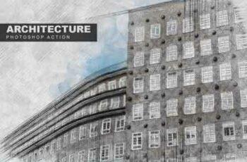 1808125 Architecture Photoshop Action 3466472 6