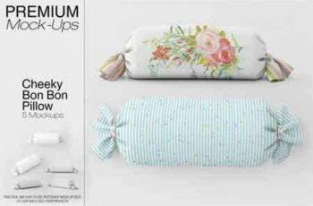 1808128 Cheeky Bon Bon Pillow Mockup Set 3451134 3