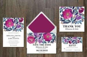 1808156 Wedding Invitation Suite Flowers 3468798 5
