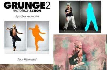 1808175 Grunge 2 Photoshop Action 13630482 3