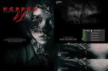 1808177 Horror v1 Photoshop Action 15794491 4