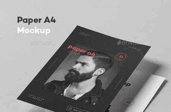 1808194 Paper A4 Mock-up 22262923 4