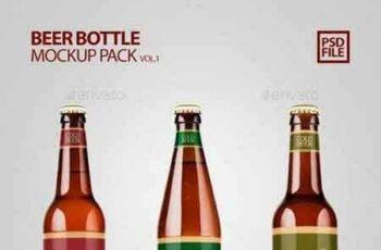 1808198 Beer Bottle Mockup Pack Vol1 22063851 3