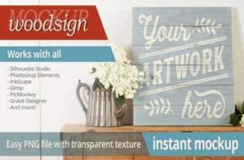 1808231 Instant png photorealistic woodsign mockup 3470103 7