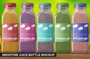 1808245 Smoothie Juice Bottle Mockup 2737854 6