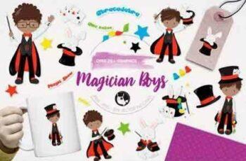 1808267 Magician Boys 379369 3