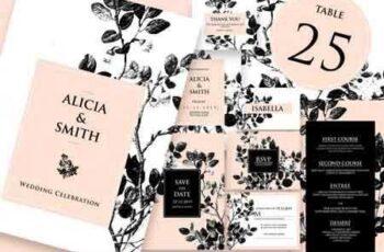 1808277 Black Pastel - Wedding Set Ac.13 3469678 2