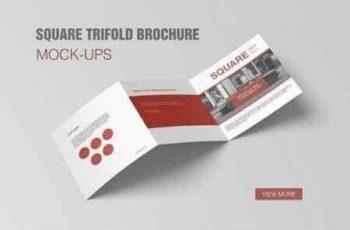 1808291 Square Brochure Mockup 3469824