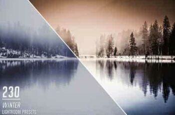 1809007 230 Winter Lightroom Presets 3471868 5