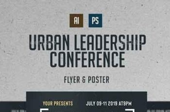 1809031 Urban Leadership Conference Flyer 22302542 6