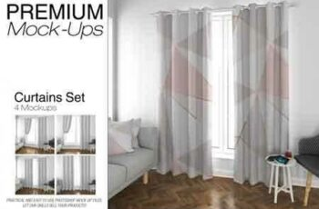 1809037 Curtains Mockup Set 3470223 5