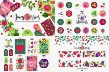 1809044 Juicy Berries Kit 2767403 2