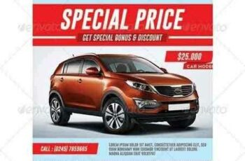 1809086 Car Sale Flyer 7193129 5