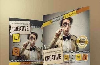 1809092 Creative Design Agency Flyers 10880677 4