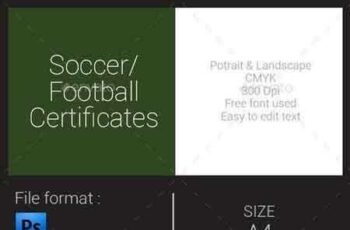 1809100 Soccer Football Certificates 9966317 6