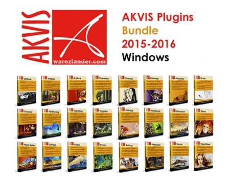 akvis photoshop plugins collection