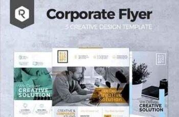 1809105 Creative Corporate Flyer Vol. 02 20391929 5