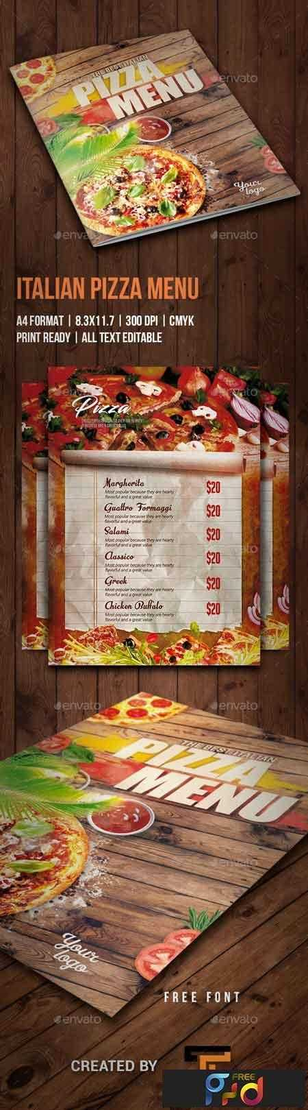 1809122 Italian Pizza Menu 22313238 1