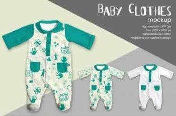 1809126 Baby Clothes Mockup 3474338 5